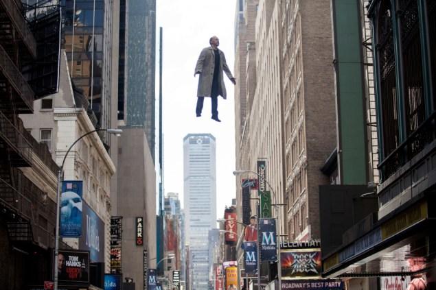 Michael Keaton stars in Birdman.