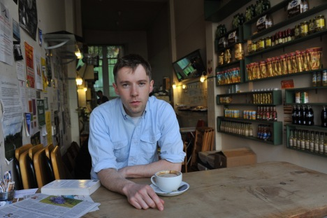 Duncan Campbell is the winner of the 2014 Turner Prize. (Courtesy Tate.org)