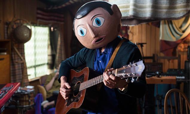 Michael Fassbender as Frank.