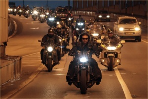 """The biker known as """"Surgeon"""" was also added to the DOT's list. He is a personal friend of President Putin and heads the """"Night Wolves"""" motorcycle club."""