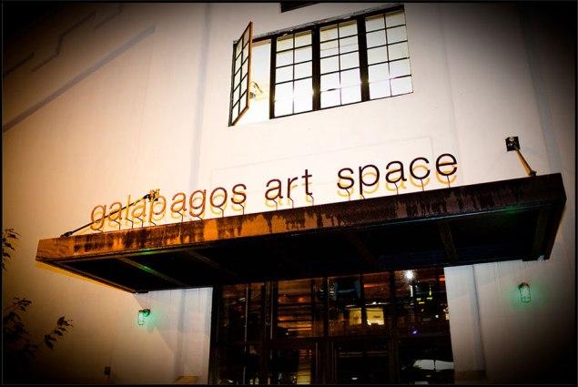 Galapagos Art Space. (Courtesy Galapagos)