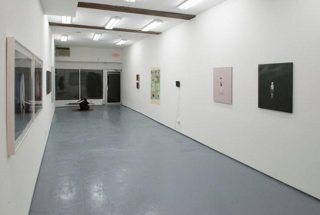 Installation shot of Lynch Tham's inaugural exhibition. (Courtesy Lynch Tham)