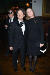Michael Gross and Barbara Hodes. (Patrick McMullan)