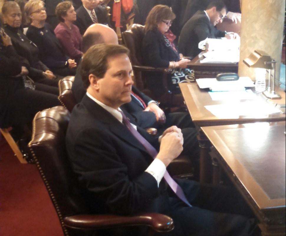 U.S. Rep.-elect Donald Norcross (D-1).
