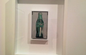 Warhol Coke Bottle