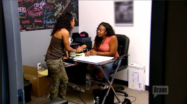 """""""Chilli I know u want a BF but you have SO MANY UPCOMING CONCERTS WITH YOUR STILL-RELEVANT BAND, TLC."""""""