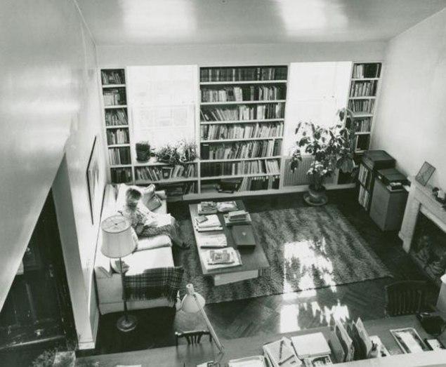 A Prospect Heights duplex, 1978. (NYPL)