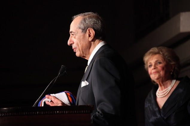 Former Gov. Mario Cuomo. (Photo: Neilson Barnard/Getty Images)