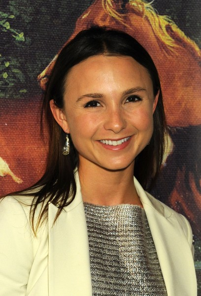 Georgina Bloomberg. (Photo by Jennifer Graylock/Getty Images for Ariat)
