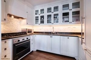 Do the Plaza's tasteful kitchens go unused? Courtesy of Corcoran.
