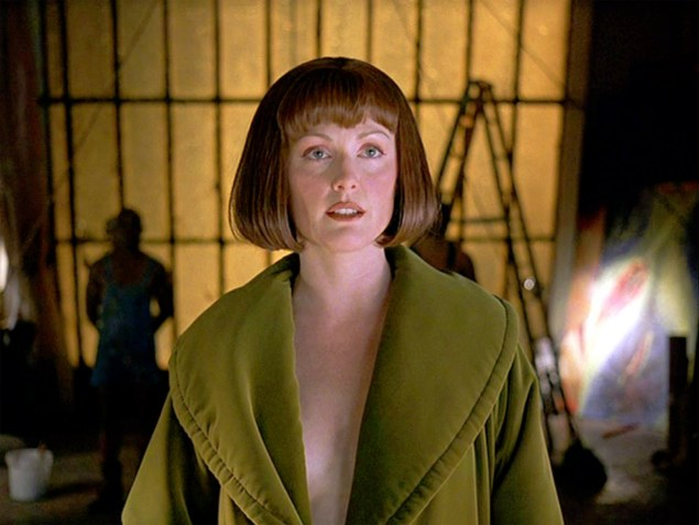 Ms. Moore in The Big Lebowski.