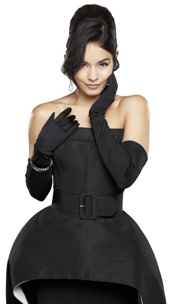Vanessa Hudgens stars in the title role of the new Broadway production of Lerner & Loewe's Gigi.