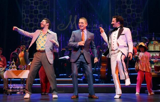 Tony Danza stars as lusty Vegas gambler Tommy Korman.