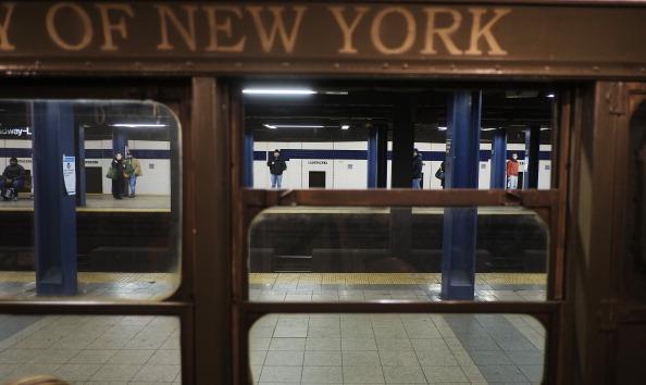 "NYC Subway ""Nostalgia"" Train Makes Annual Holiday Runs"
