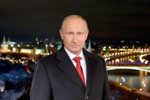 Vladimir Putin.  (Photo Alexy Druzhinin/AFP/Getty Images)