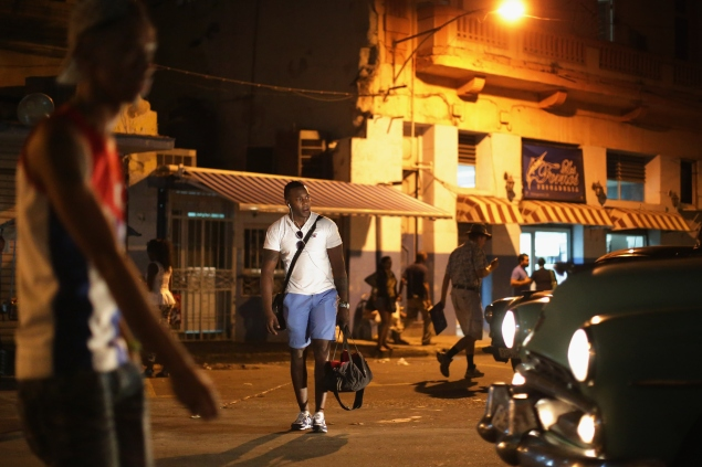 Havana, Cuba. (Photo: Chip Somodevilla/Getty Images)