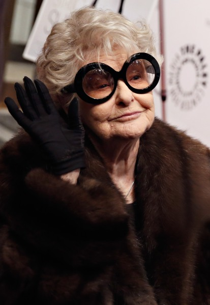 Elaine Stritch. (Photo via Getty Images)