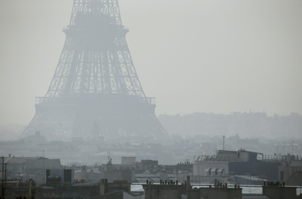 FRANCE-ENVIRONMENT-POLLUTION