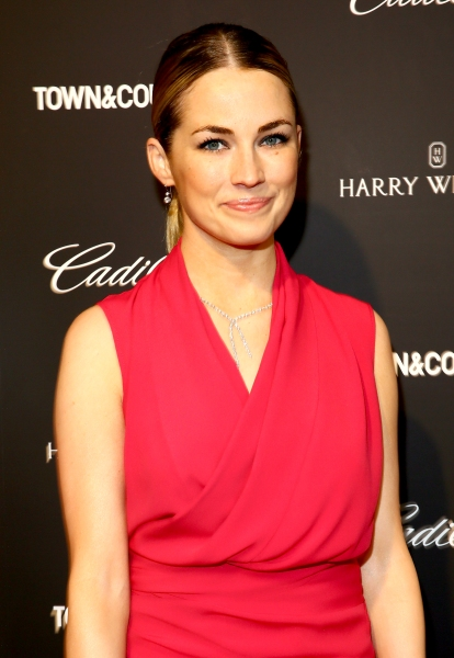 Amanda Hearst.  (Photo by Astrid Stawiarz/Getty Images for Town & Country)