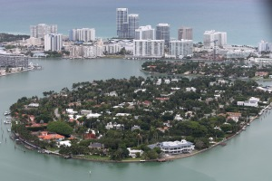 """[Russian buyers] view United States real estate as a 'safe deposit box' that occasionally comes with a good view."" Miami, June 3, 2014. (Photo by Joe Raedle/Getty Images)"