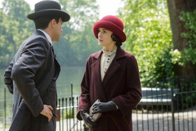 Downton Abbey. (PBS)