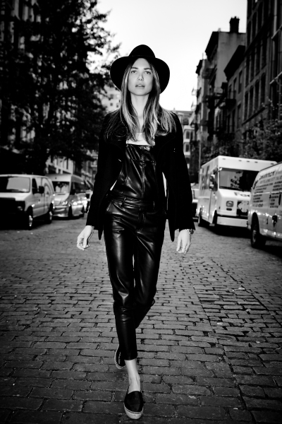 Model Alicia Rountree