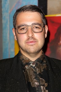 """Ari Seth Cohen at the premiere for """"Advanced Style,"""" the documentary based on his blog (Photo: Kristina Bumphrey)."""