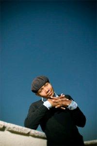 Paul D. Miller aka DJ Spooky. (Photo by Tamar Levine.)