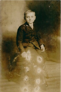 Mr. Stepanchev moved with his parents to America as a young boy (Photo: Courtesy of Danielle Goodman).