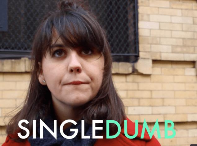 Alexandra Kern, creator, writer and producer of the web series 'Single Dumb.'