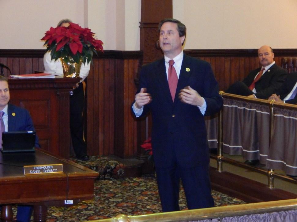 Congressman Norcross (CD1).