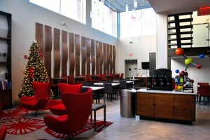 Fairfield Inn and Suites in Gowanus (Joe Vitale/New York Observer)