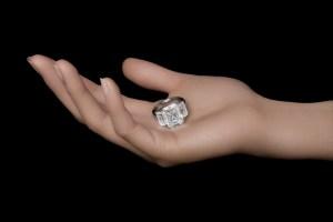 IDNID Diamond Ring