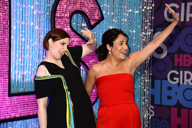 HBO Hosts Girls Season Four Premiere