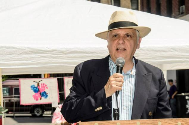 Brooklyn Assemblyman Joseph Lentol (Photo: Facebook).