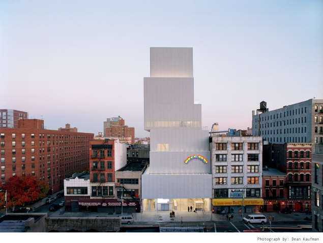 The New Museum (Courtesy The New Museum)
