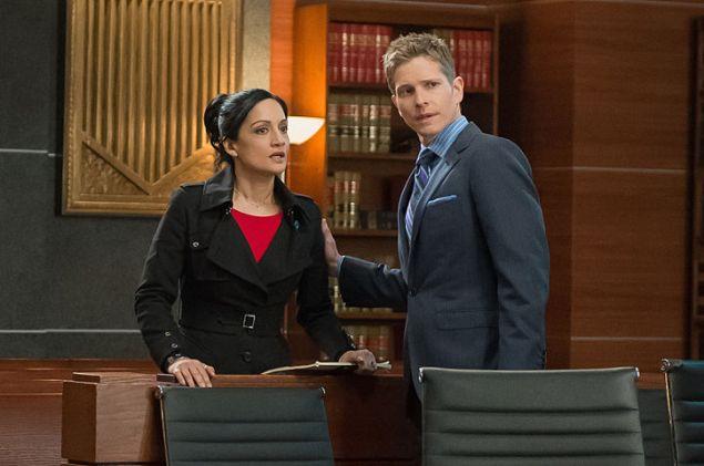 The Good Wife. (ABC)