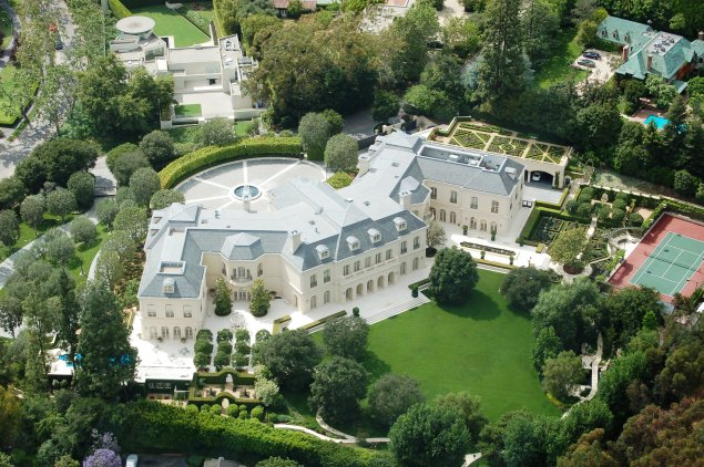 The Manor, Holmby Hills.