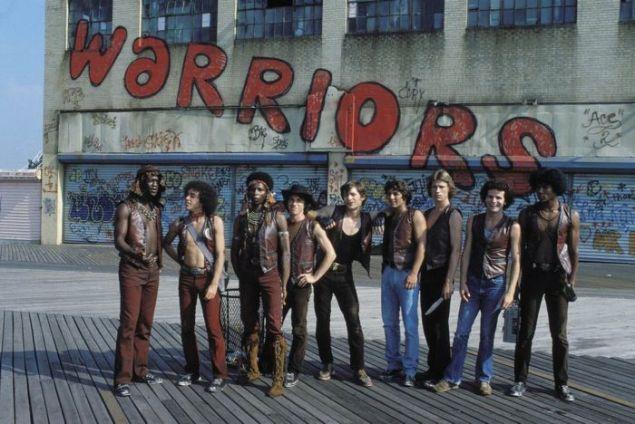 The Warriors. (Photo via warriors.co.uk)