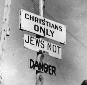 In another era, this sign was a microaggression.