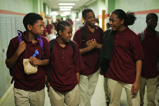 The kids of The Wire.