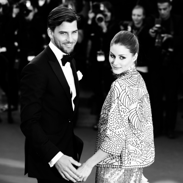 CANNES, FRANCE - MAY 24:  (EDITORS NOTE: This image was processed using digital filters)  Olivia Palermo and Johannes Huebl attend 'The Immigrant' Premiere during the 66th Annual Cannes Film Festival on May 24, 2013 in Cannes, France.  (Photo by Vittorio Zunino Celotto/Getty Images)