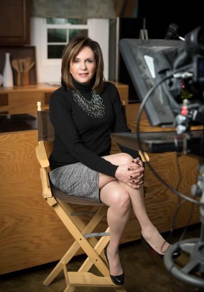 Christy Ferer, CEO of CityBuzz, former journalist, now brand storyteller. (Photo: Francesco Sapienza)