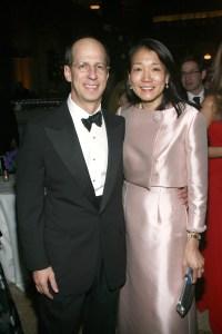 David and Helen Jaffe. (Patrick McMullan)