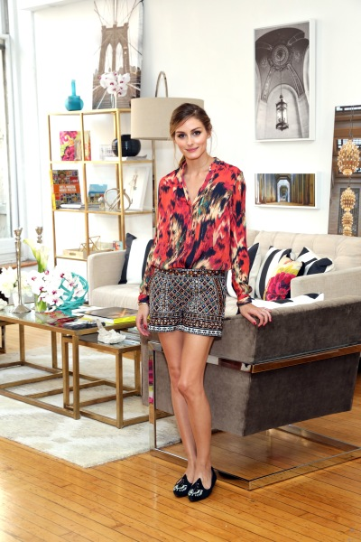 NEW YORK, NY - JUNE 25:  Olivia Palermo attends Shutterfly By Design hosted by Olivia Palermo, Brit Morin and Michelle Workman on June 25, 2014 in New York City.  (Photo by Andrew Toth/Getty Images for Shutterfly)