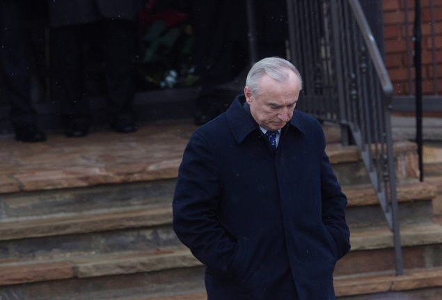 Police Commissioner Bill Bratton. (Photo: Eric Thayer/Getty Images)