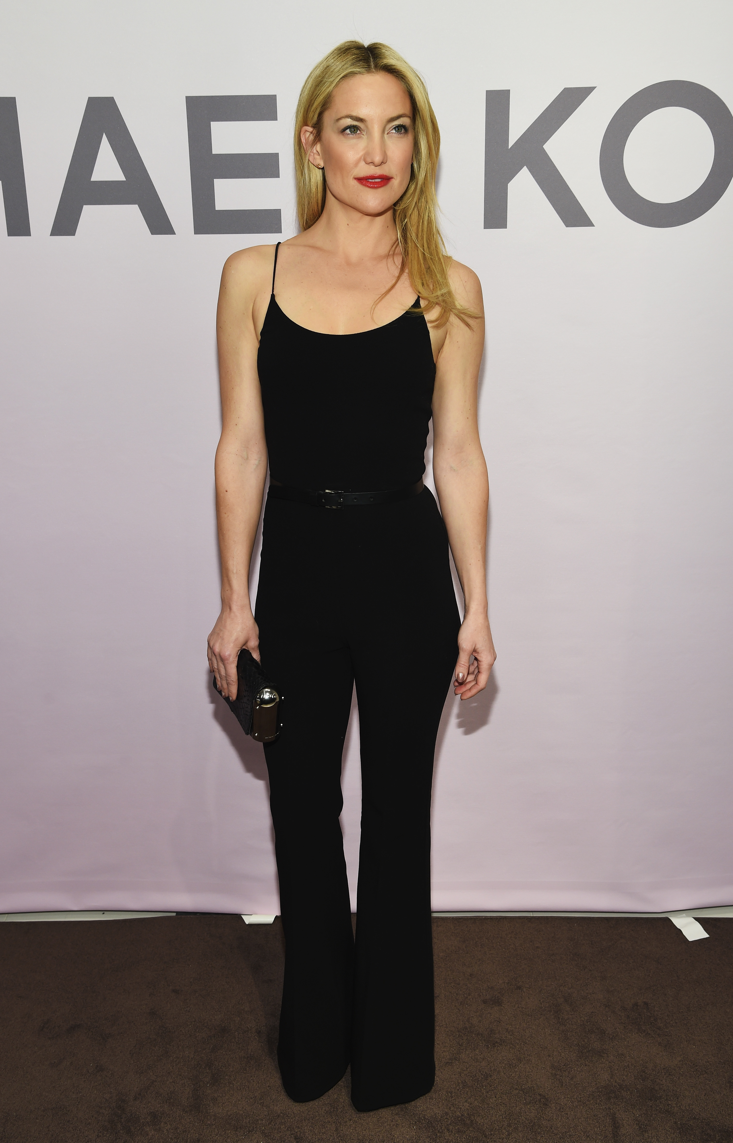 A mere glimpse at the human ray of sunshine known as Kate Hudson is almost as good as chatting with her (Photo: Getty).
