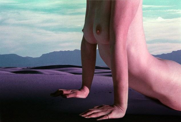 Amanda Charchian, an't Heart My Eyes, (2014). (Courtesy Steven Kasher Gallery)