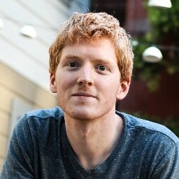 Patrick Collison, co-founder of Stripe, joined Jed McCaleb at Stellar. (Twitter)