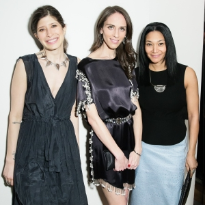 Pamela Love, Dalia Oberlander, Monique Pean